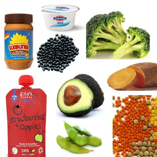 iron food:
