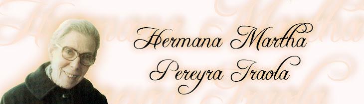 Hermana Martha Pereyra Iraola
