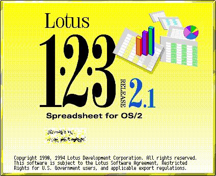 Lotus 1 2 3 Smartsuite