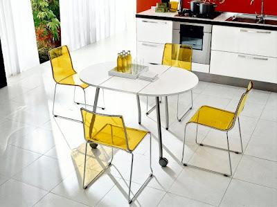 arredamenti diotti a&f - il blog su mobili ed arredamento d ... - Tavolo Cucina Rotondo