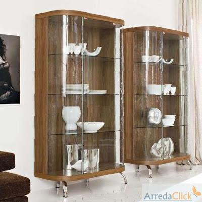 awesome vetrine da cucina photos - home ideas - tyger.us - Vetrina Contemporanea Soggiorno