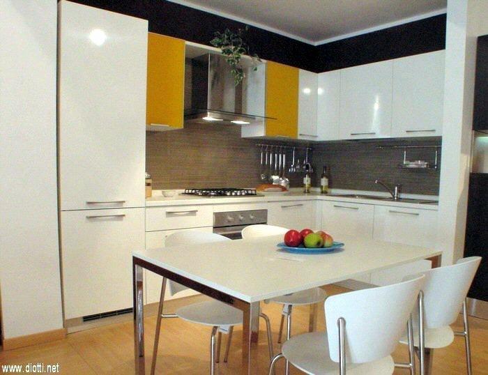 Cucine moderne i pro e i contro del bianco blog arredamento for Blog arredamento cucina