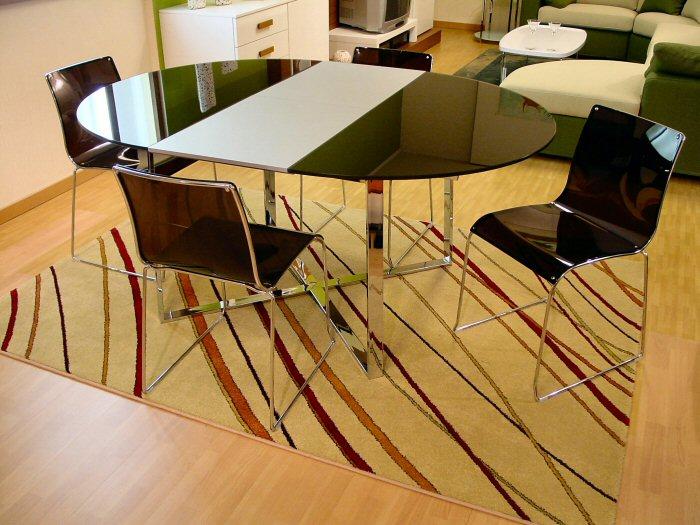 A ogni tavolo la sua sedia o viceversa blog arredamento - Tavoli in cristallo calligaris ...