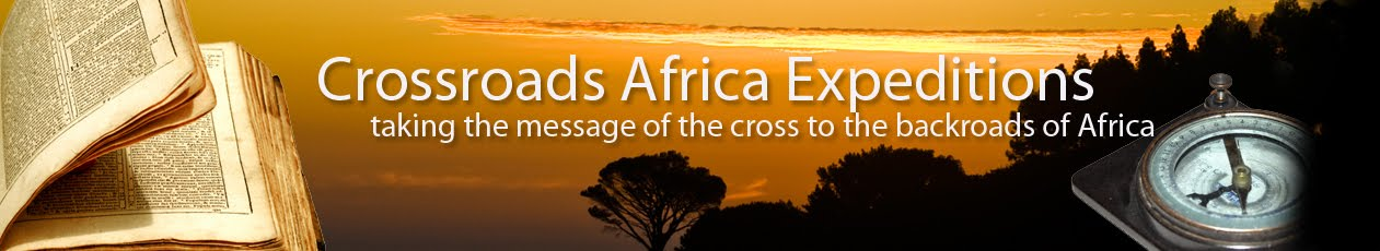 CROSSROADA AFRICA EXPEDITION