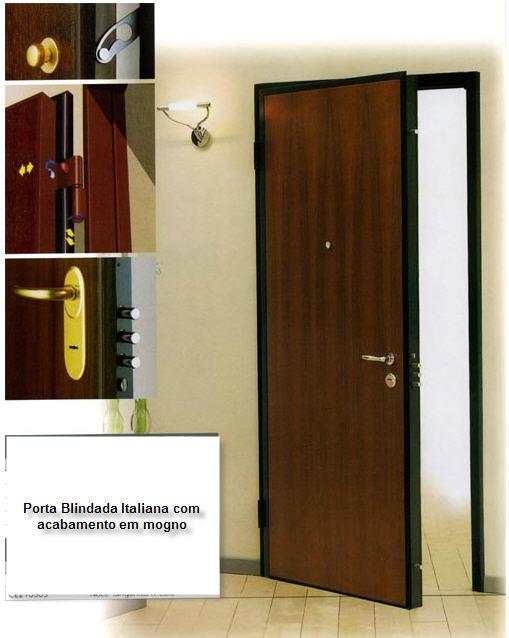 Porta Blindada Gardesa