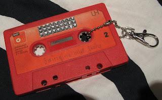 DIY-kasettiasuste