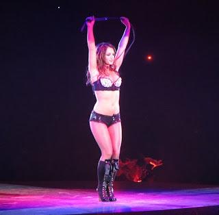 Britney, piiska