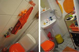 Oranssi vessani