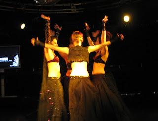 Elysiumin tanssia