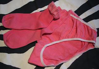 pinkit alusvaatteet