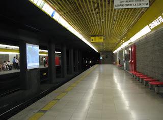 Metrotunnelissa