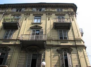 Hieno vanha rakennus