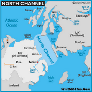 North (Irish) Channel