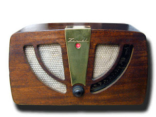 Radio image by flickr user 'The Rocketeer'