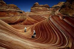 Swirling Sandstone