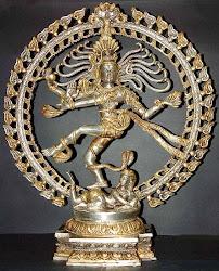 Dancing Shiva?