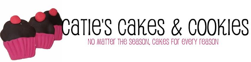 Catie's Cakes & Cookies