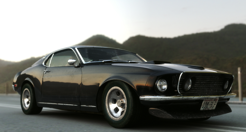Mustang la Fuerza Americana