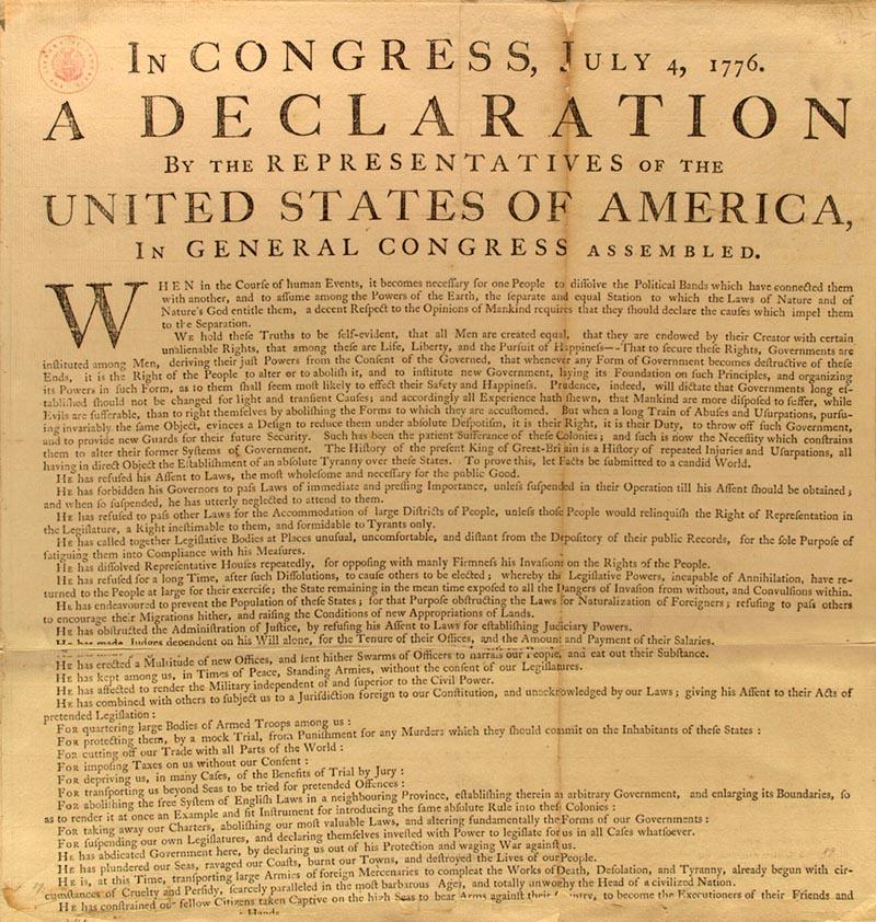 [declaration]