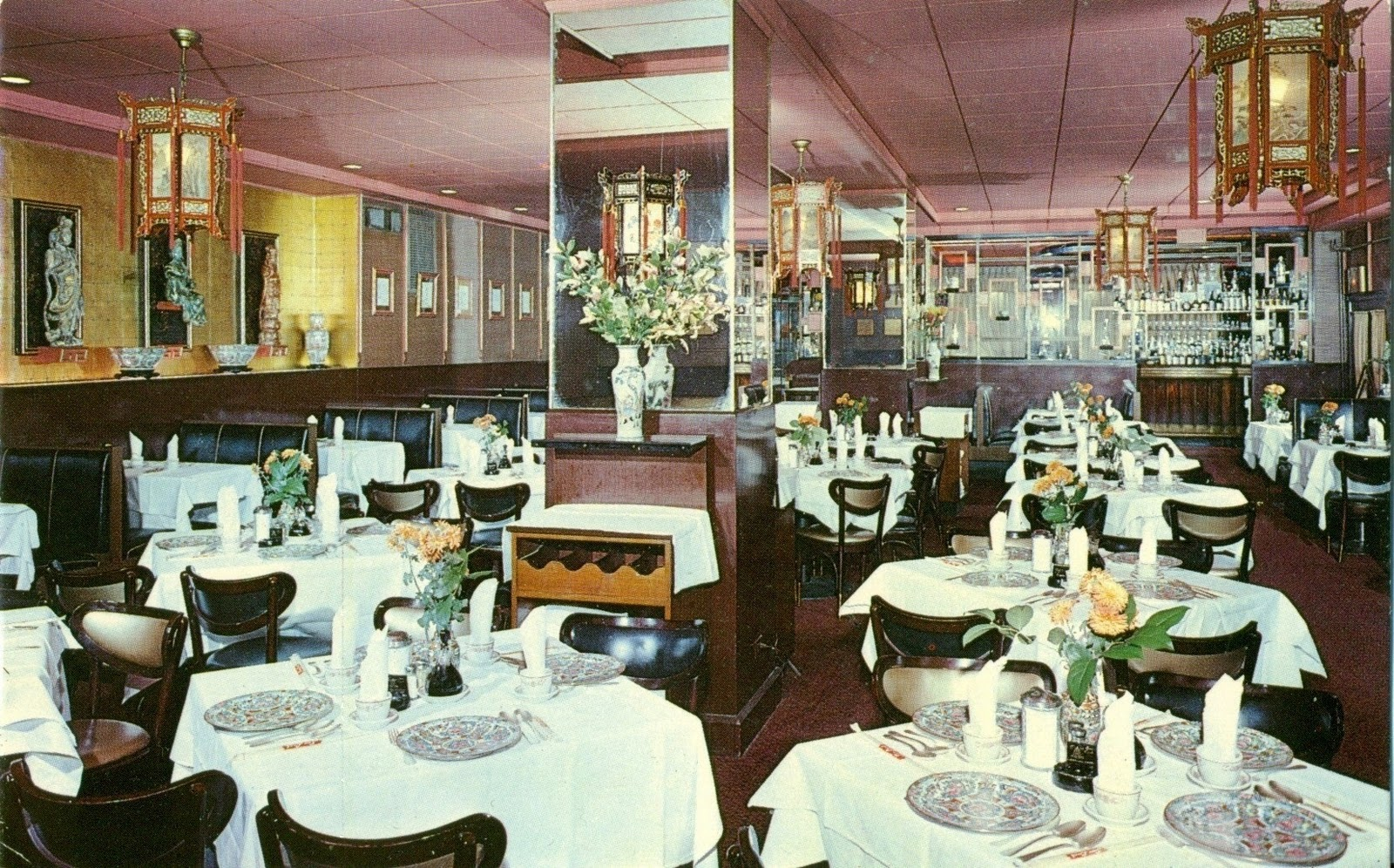 gode restauranter new york