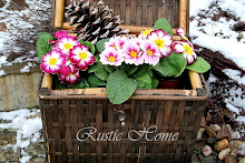 Basket full of flowers:)