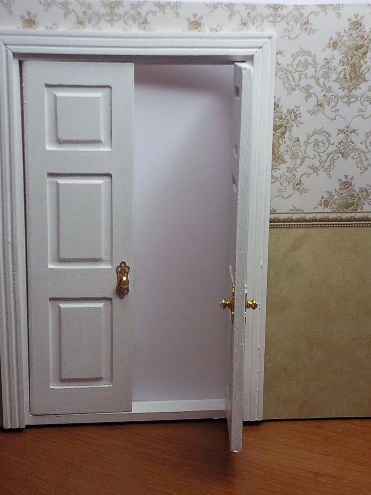 Mis trabajos en miniatura pomos para las puertas - Pomos redondos para puertas ...