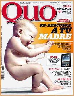 Revistas: Quo, Quo México y Muy interesante Mayo 2010