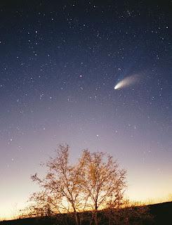 Hale Bopp comet cometa 1997