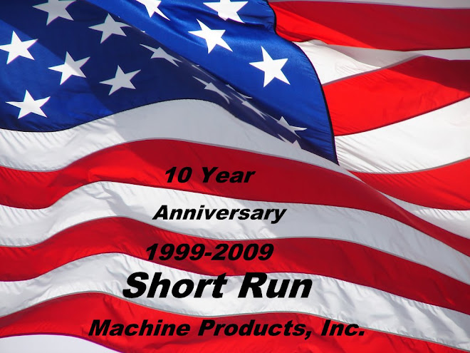 Short Run Machine Products, inc