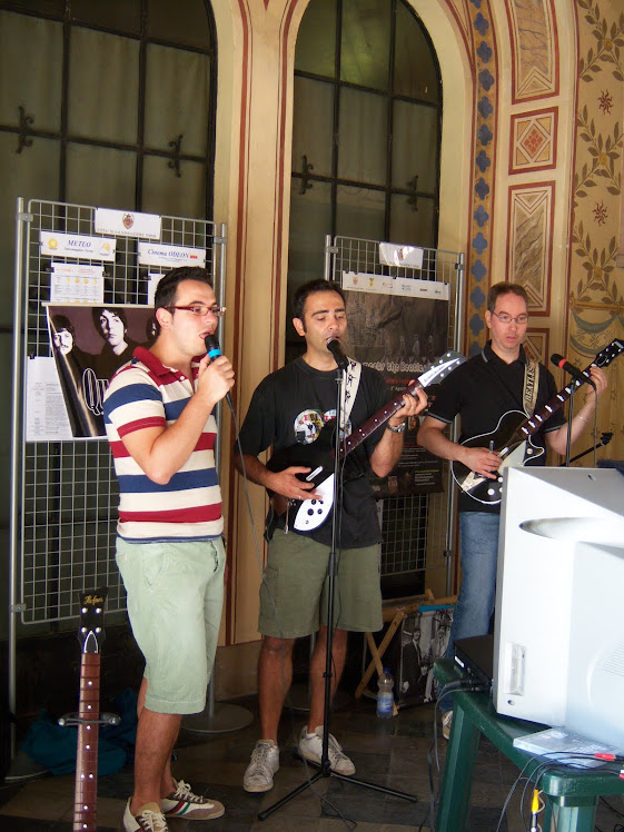 Salso Meets The Beatles (01/08/10)