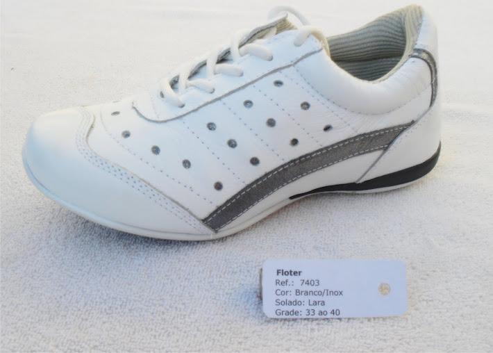 Tenis Floter  Branco ( R$ 90,00 )