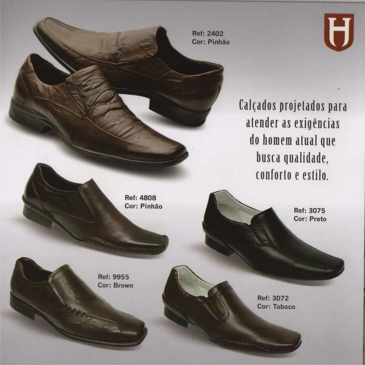Sapato Couro Confort ( R$ 130,00 )