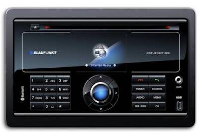 Rádios da Internet estarão disponíveis em automóveis