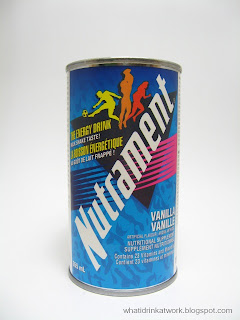 Nutrament Energy Drink