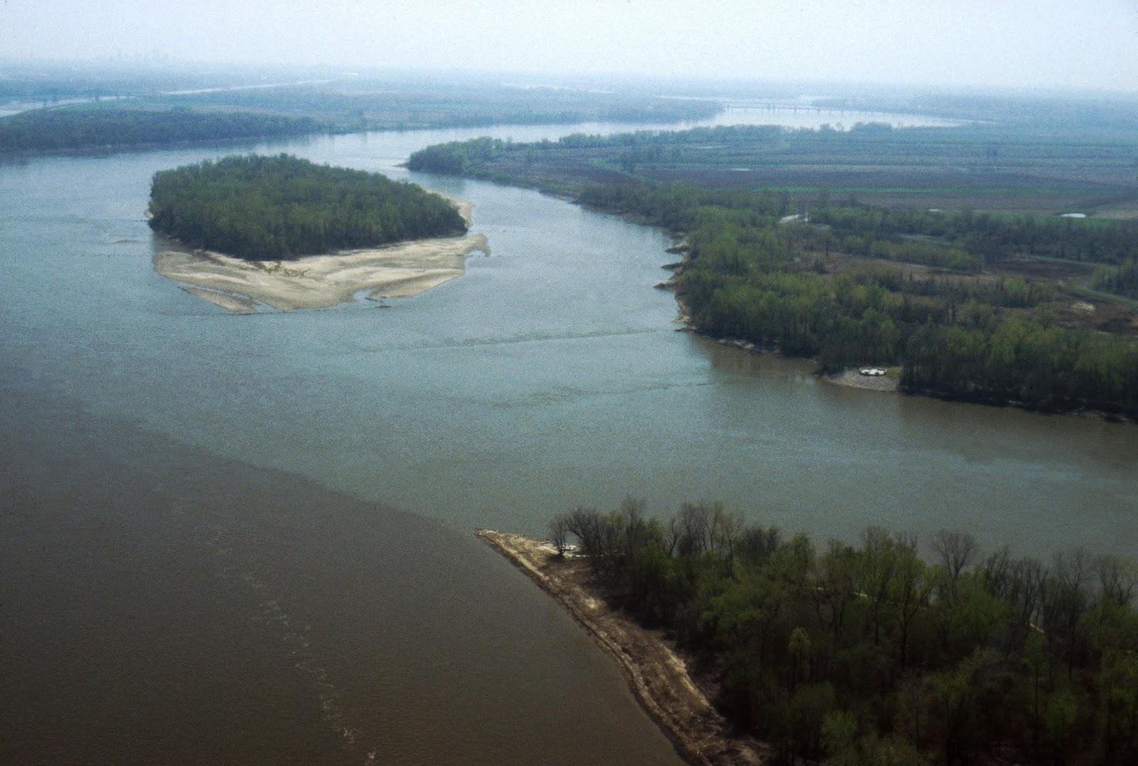 River World The Mississippi River