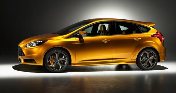 Ford Focus 2011 - 2012