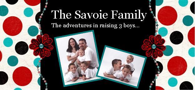 The Savoie Family