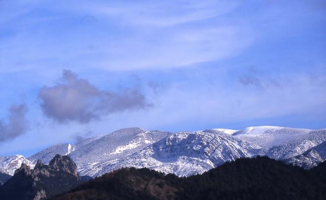 Roca de la Pena (Alinyà)