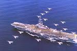 Alertamos la amenaza que implica la presencia de la IV Flota de EEUU en aguas de América del Sur.