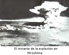 Bombardeo nuclear al mundo por parte de EEUU: Hiroshima rememora 63 aniversarios.