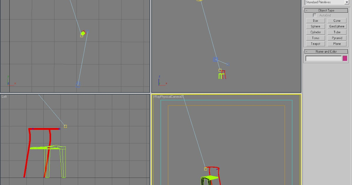 how to create shadows on vray