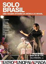 MSICA DO BRASIL, DOMINGO, NO TMA