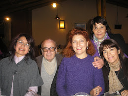 La Rectora Lic. Jorgelina Serrat y el Dr. Aquiles Gay