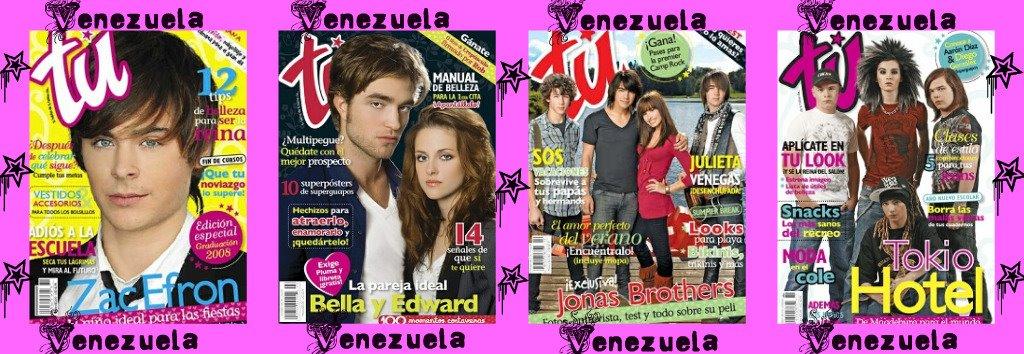 Revista tù / Venezuela