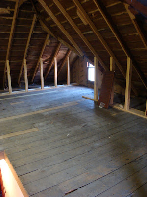 Third Floor Attic Remodel | The Hollow Road Blog