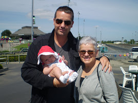 My first day at the races (Emerald Downs)