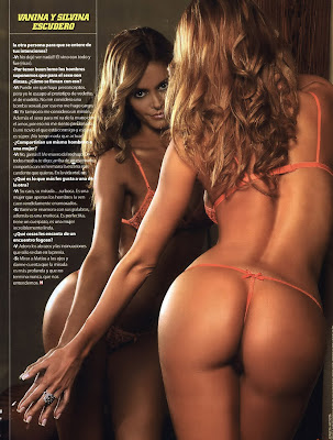 RevistaH,Silvina Escudero Tetas,Vanina Escudero Tetas,Chicas Hot