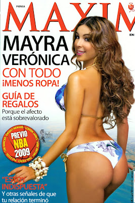 Maxim Mayra Veronica,Mayra Veronica tetas,Mayra Veronica Culo,tetas,culos