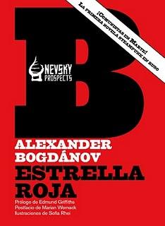 Se publica 'Estrella roja', novela de ciencia ficción que anticipó la Revolución de octubre de 1917 Bogdanov+Portada+2a