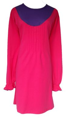AQ142A pink + purple (XS-2XL)